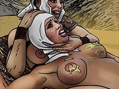 Slaves of Isthar by Mr Kane