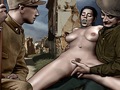 Slave of war by De Haro, Sten