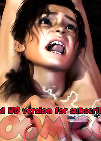 A violent electric discharge made her flinch in anticipation of the pain pic 1