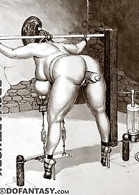 Once Mistress Darlene revealed the slaves' true colors pic 1