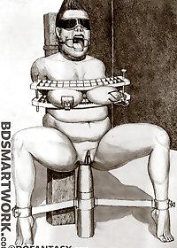 Once Mistress Darlene revealed the slaves' true colors pic 3