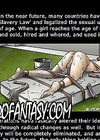 Slavegirls who dreams of a kind master pic 2