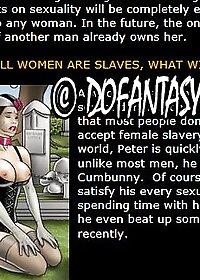 Slavegirls who dreams of a kind master pic 3