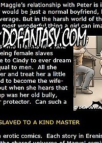 Slavegirls who dreams of a kind master pic 6