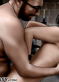 He carried on flogging her buttocks until she begged him to stop pic 2